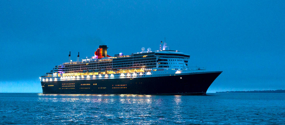 Königin der Meere: Queen Mary 2