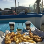 die besten Fish and Chips gibt es in Kilmore Quay